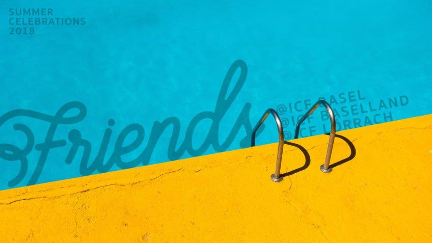 Friends - Summer Celebrations
