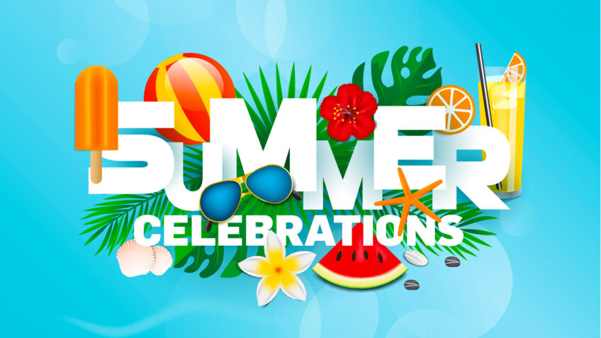 Summer Celebrations 2020